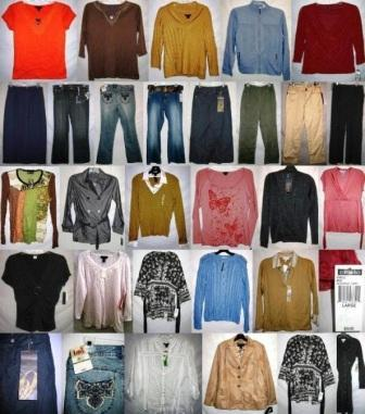 Оптовая женская одежда, вещи под реализацию. Китайский сток оптом со склада 414e4aaf31a