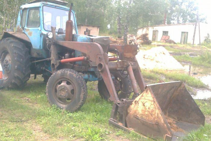 Продажа б/у тракторов в Челябинской области