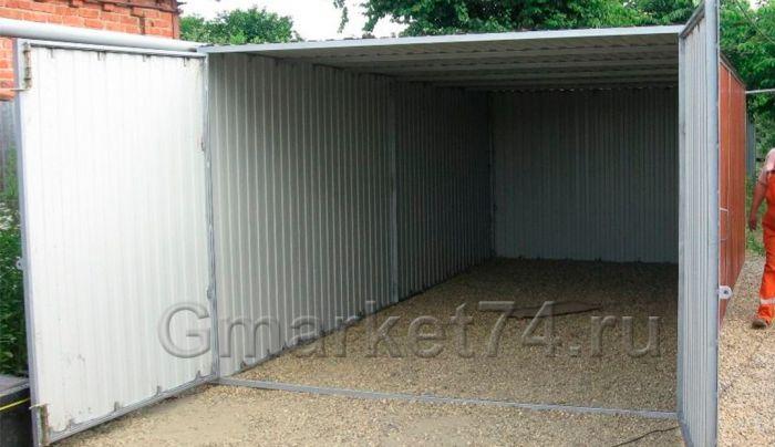 купить гараж разборный в тульской области