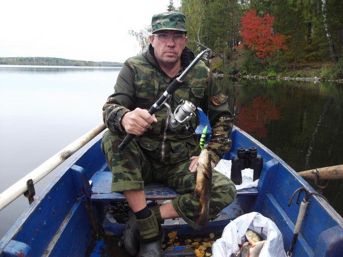 Форум рыбалка на озере увильды